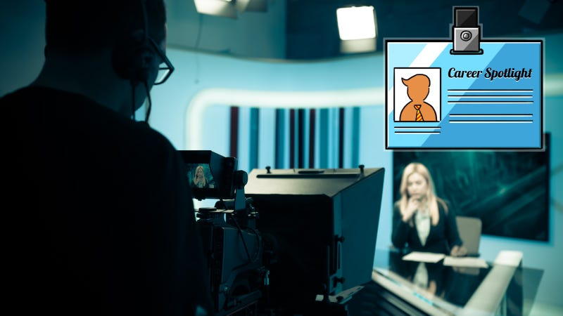 Illustration for article titled Career Spotlight: What I Do as a Teleprompter Operator