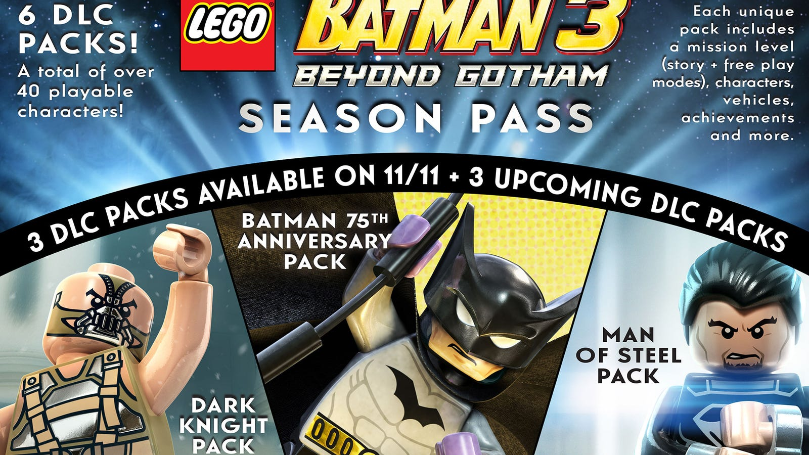 lego batman 3 games free