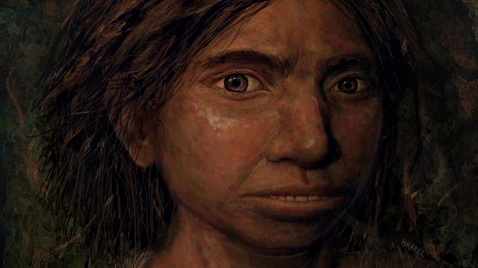 Facial Reconstruction Shows What the Enigmatic Denisovans Might Have Looked Like
