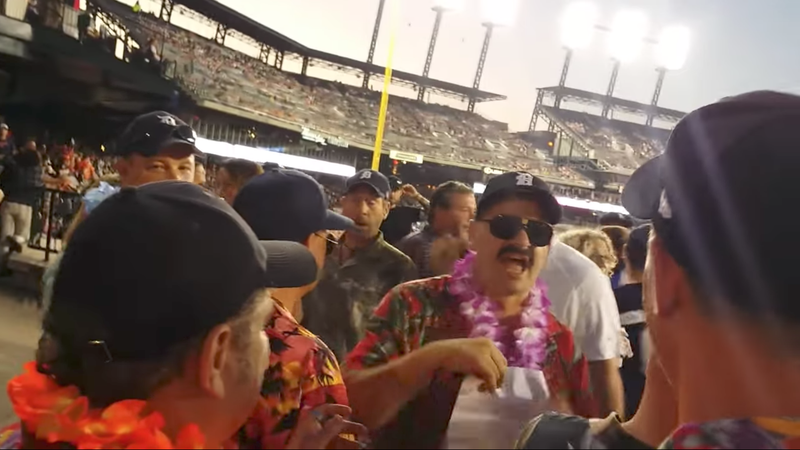 Magnum, PI Lookalikes Booted From Comerica Park