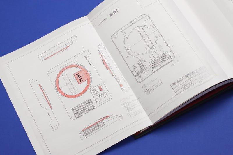 Illustration for article titled New Book Is A Sega Fan's Dream Come True