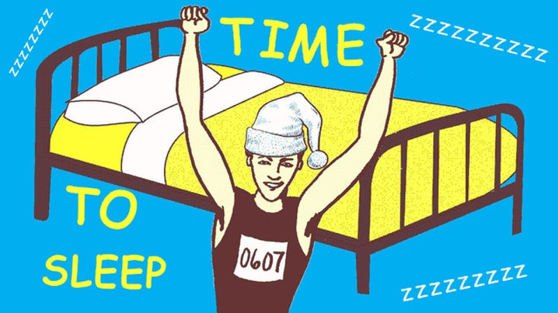 Illustration for article titled How Can I Fall Asleep Faster?
