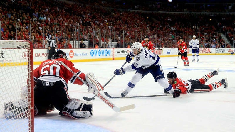 Hockey ((Photo by Tasos Katopodis/Getty Images))