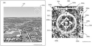 Illustration for article titled Google Maps UI Overhaul Detailed In Patent Application