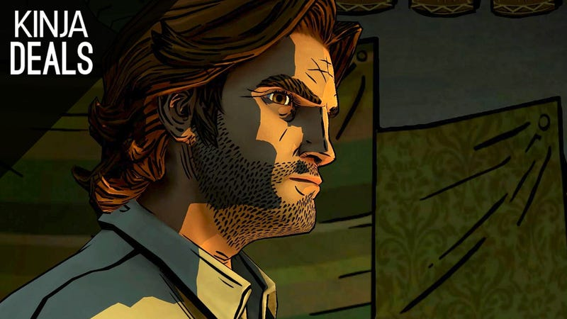 Illustration for article titled Today's Best Gaming Deals: Wolf Among Us, Free Android Games, and More
