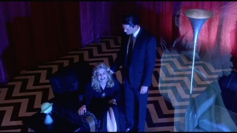 Image result for twin peaks fire walk with me