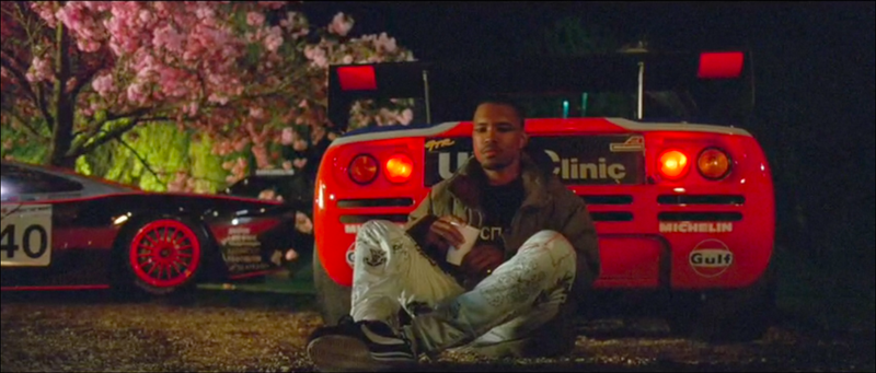 Illustration for article titled Frank Ocean Returns In A McLaren F1 GTR In His New 'Endless' Video
