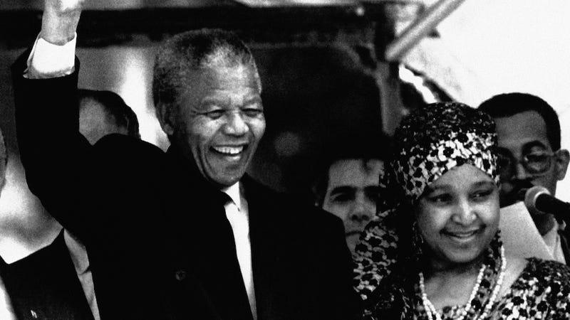 Illustration for article titled The Women in Nelson Mandela's Life