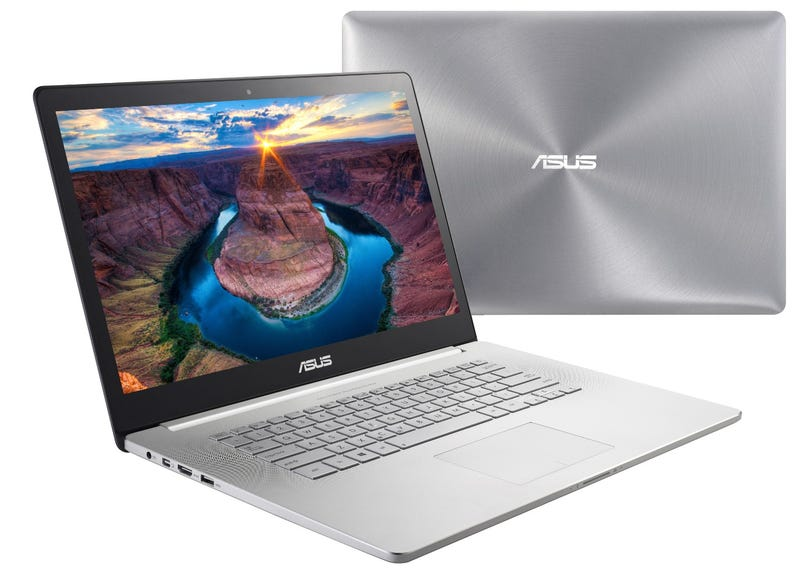 Illustration for article titled ASUS Has a New Pair Of Slim, Slick 4K Ultrabooks
