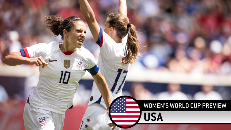 The USWNT Is Better Than Ever, But So Is Everyone Else