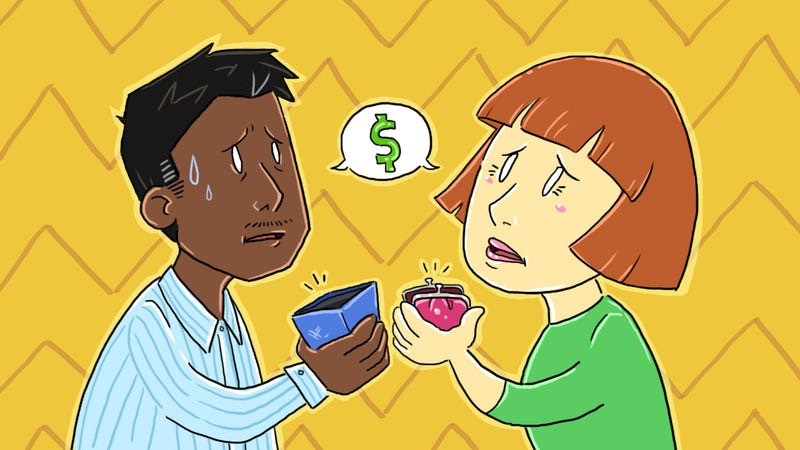 Illustration for article titled How Did You Overcome Money Issues in Your Relationship?