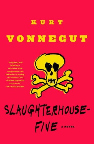 a plot review of kurt vonneguts novel slaughterhouse five Slaughterhouse-five is an account of billy pilgrim's capture and  slaughterhouse-five kurt vonnegut buy  removing #book# from your reading list will also .