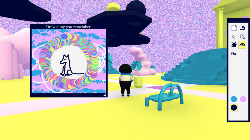 Illustration for article titled A Game About The First Year Of Art School