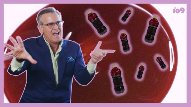 Try Bruce Campbell s Fake Blood Recipe...If You Dare