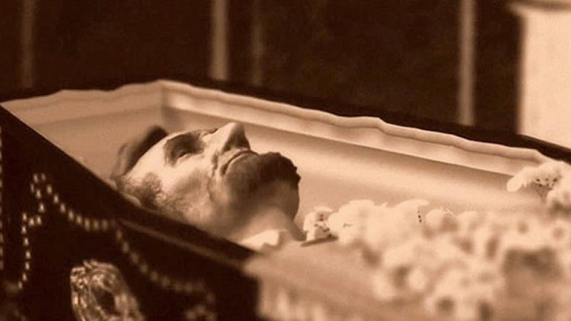 The Adventures Of Abraham Lincoln S Corpse