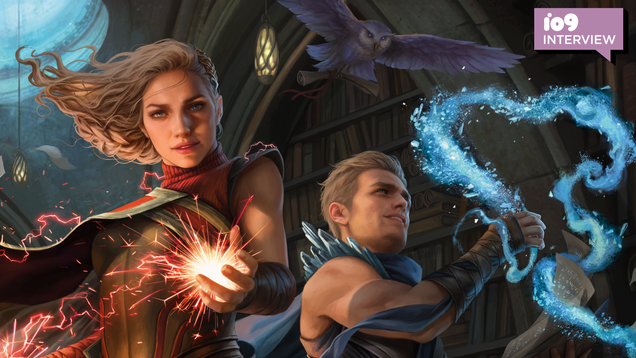 How Magic: The Gathering s New Wizard School Brings Back Some Familiar Faces (and Spells)
