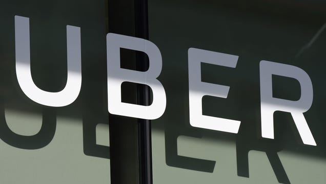 Uber CEO: We Can All Agree This Is the Government's Fault