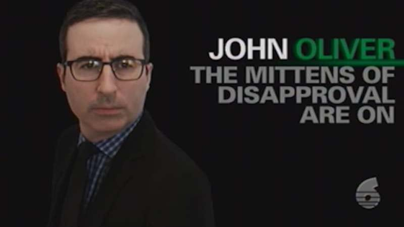 Illustration for article titled John Oliver buys air time on Trinidadian TV to make fun of ex-FIFA official