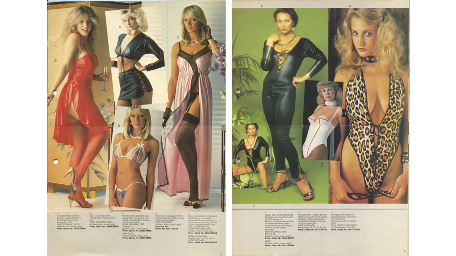 56d42fd1380 Let s Shop for Sleazy Lingerie in the 1980s
