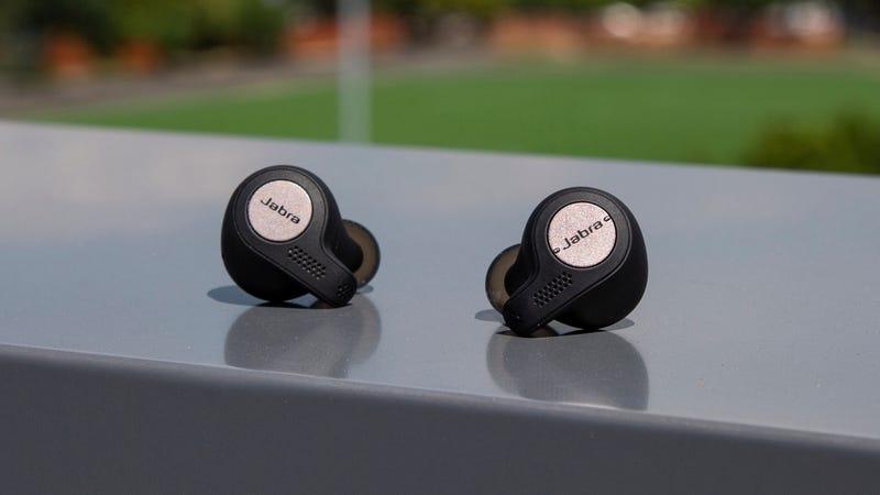 Jabra Elite 65T Active Wireless Earbuds | $160 | Amazon