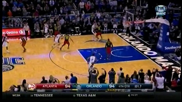 Nikola Vucevic Hits Another Game-Winning Turnaround Buzzer-Beat…