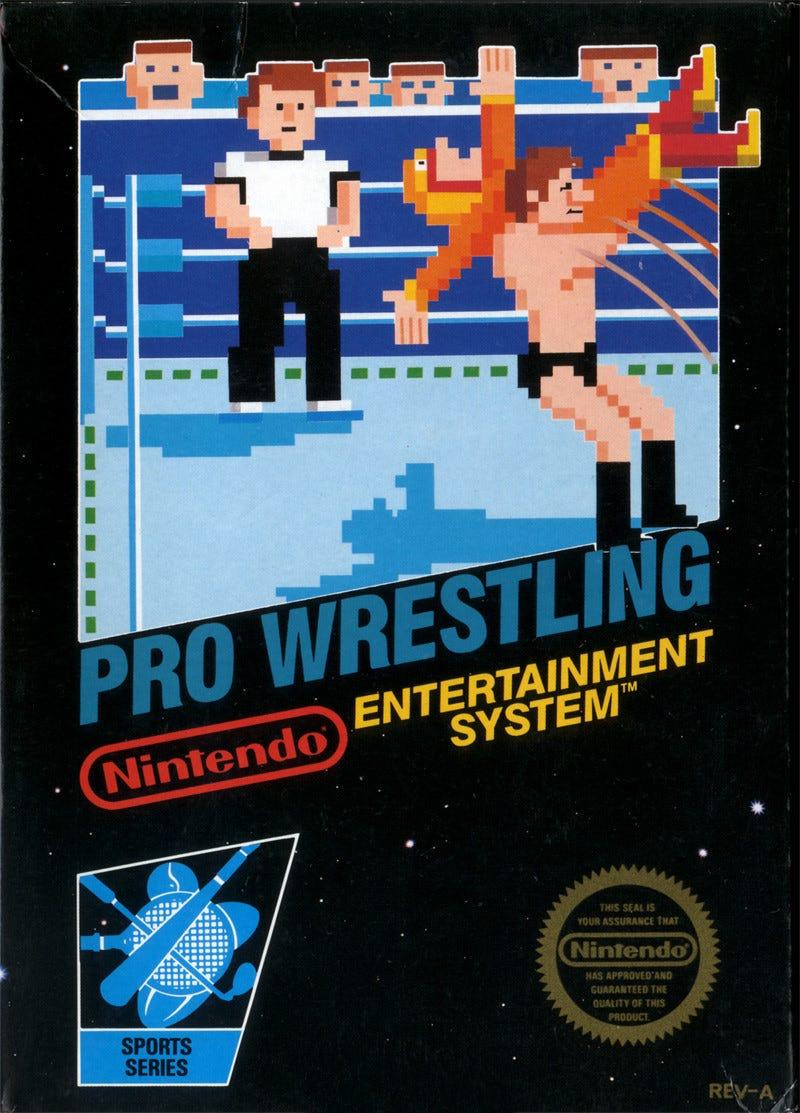 Illustration for article titled WrestleTAYnia - Volume 1