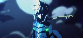 Illustration for article titled Here it is the new trailer for the Azure Striker Gunvolt OVA