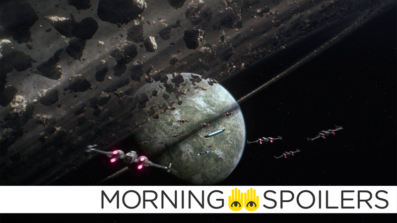 Illustration for article titled More Rumors About the Planets We'll See in the Han SoloMovie