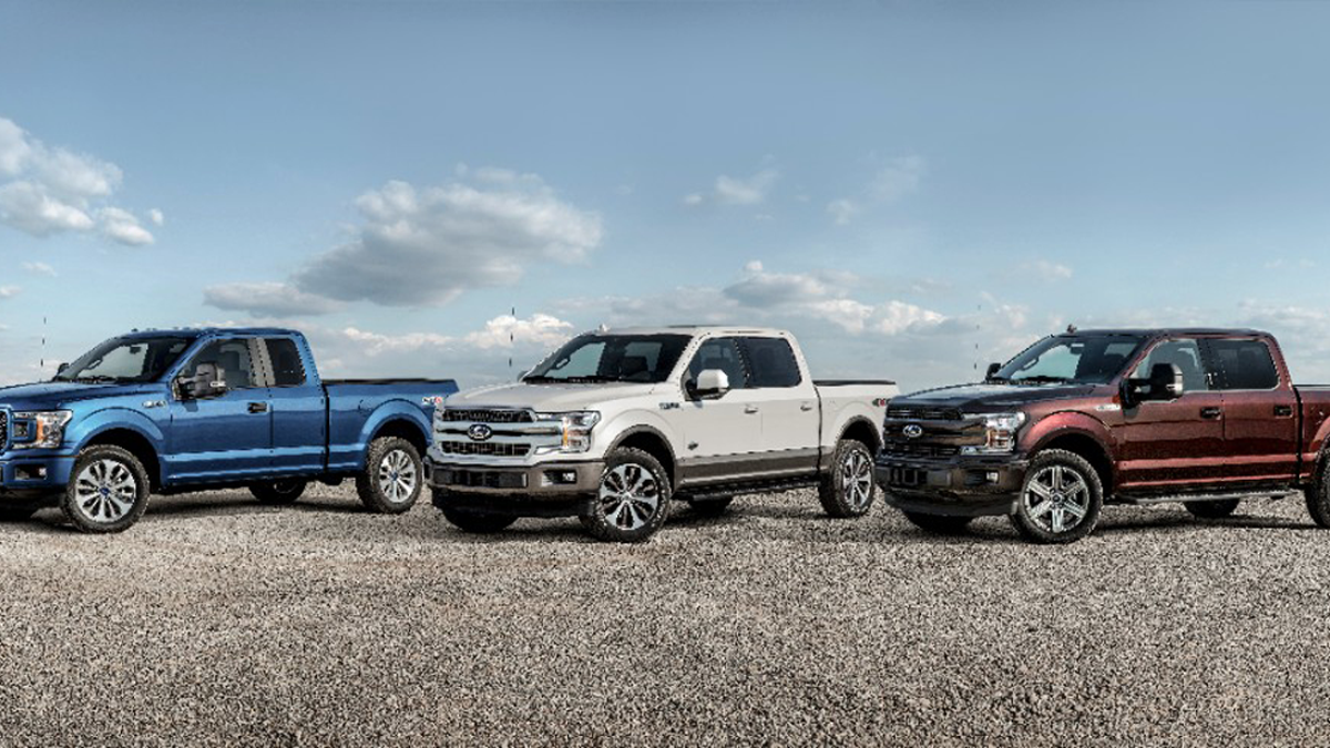 The 2018 Ford F-150 Adds 1-2 MPG And Can Tow Nearly 1,000