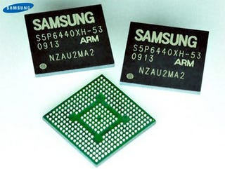 Illustration for article titled Samsung Orion Mobile Processor Handles 1080p Like a Star