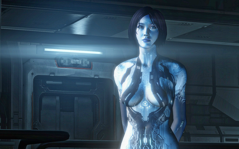 Illustration for article titled The Next Cortana Won't Just be a Sexy Lady—You Can Also Choose a Dude