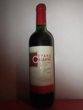 Illustration for article titled Fehérorosz bort ritkán iszik az ember – és ezt nagyon helyesen teszi