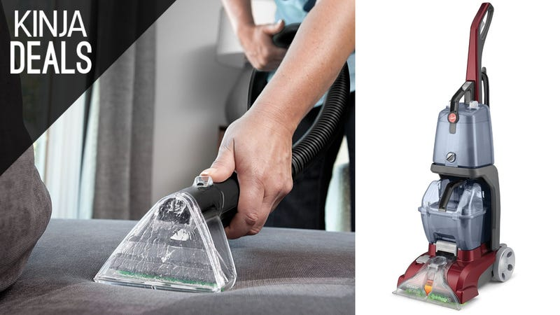 Illustration for article titled This Highly-Rated Carpet Cleaner is Cheaper Than Ever, Today Only