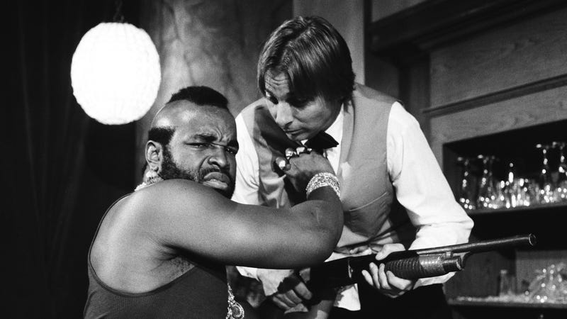 Mr. T as B.A. Baracus on The A-Team (Photo: NBCU Photo Bank via Getty Images)