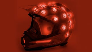 Illustration for article titled Finally, An Actual Innovation In Helmet Technology