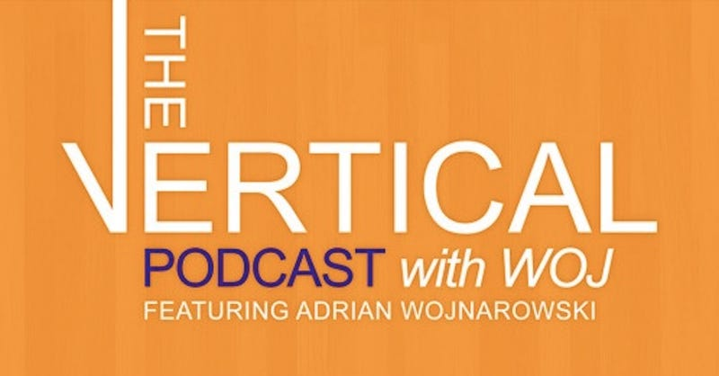 Illustration for article titled Adrian Wojnarowski's The Vertical To Launch Friday, Will Feature Weekly JJ Redick Podcast