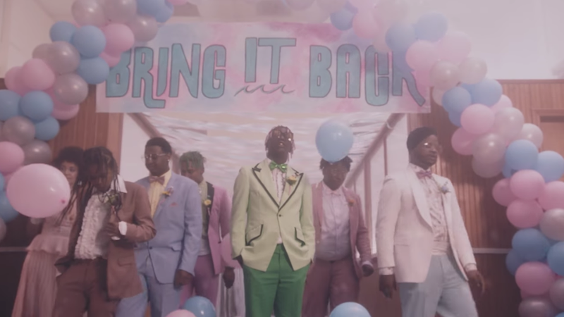 Illustration for article titled Lil Yachty's Prom-Themed Music Video Is So Sweet It'll Give You Cavities
