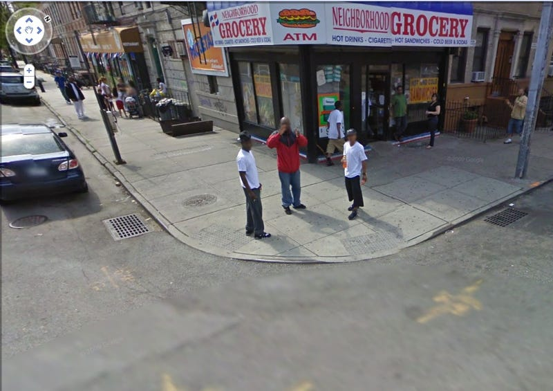 Illustration for article titled Here's a Brooklyn Heroin Ring Caught on Google Street View