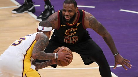 3c273cf0ff9 LeBronWatch  Jeanie Buss Tweeted A Thing That Could Definitely Conceivably  Be About LeBron