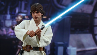 Illustration for article titled This Luke Skywalker Wants To Be A Pricey Toy, Like His Father Before Him