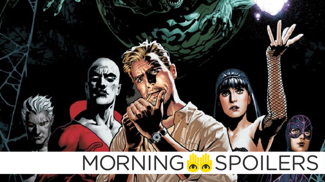 Even More Rumors About Justice League Dark s Heroes Getting Standalone Movies