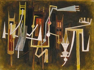 Illustration for article titled Wifredo Lam