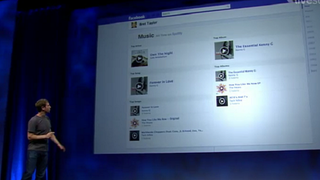 Illustration for article titled Facebook Fails To Let Fans Share Music Across Platforms
