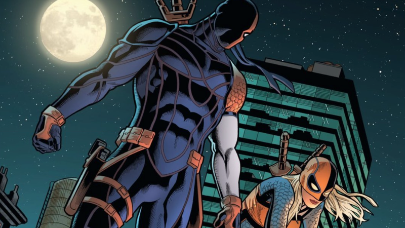 Illustration for article titled Warner Bros Should Turn the Deathstroke Comic Into Its Next TV Show