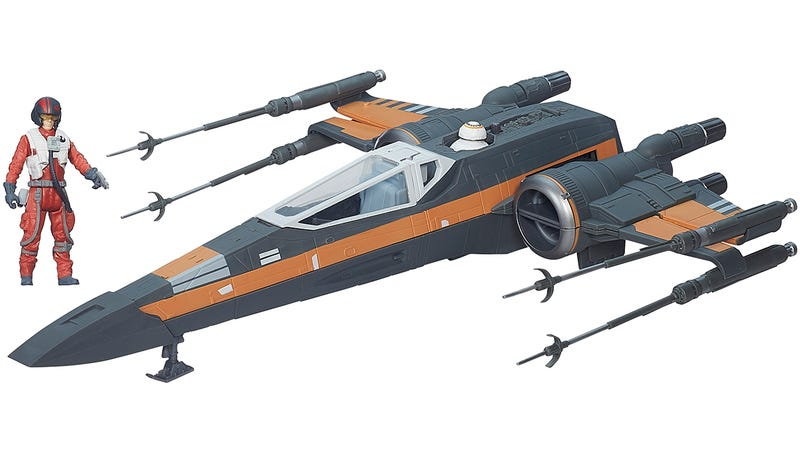 Illustration for article titled Clear Your Toy Shelves and Make Room For a New Fleet Of Star Wars Vehicles
