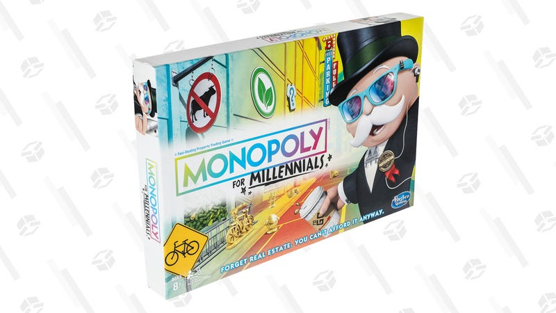 Monopoly For Millennials | $7 | Walmart