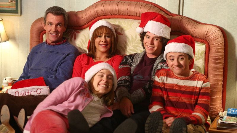 "The Middle: ""Not So Silent Night"" / The Goldbergs: ""A Christmas Story"""