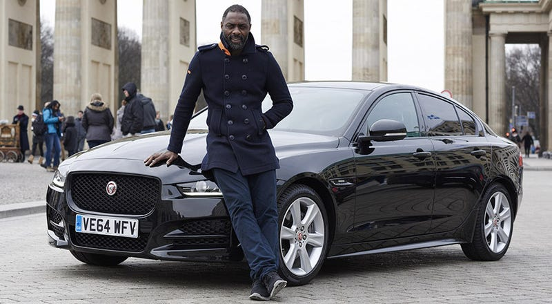 Illustration for article titled You Probably Think Idris Elba Is The Ultimate British Car Guy