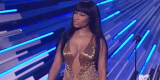 Nicki MinajYouTube Screenshot