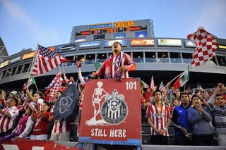 Illustration for article titled Report: MLS Will Shut Down Chivas USA